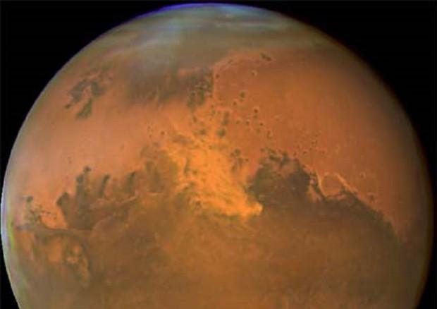 Il 31 luglio 2018 Marte raggiunge la distanza minima dalla Terra