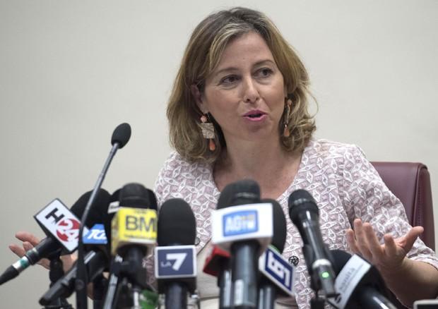 Il ministro della Salute, Giulia Grillo © ANSA