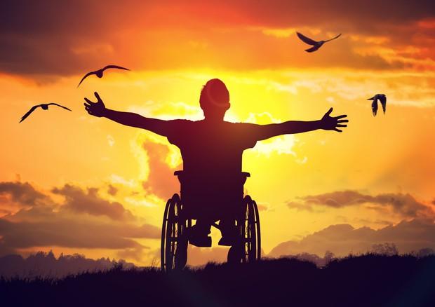 Ha disabilità 1 persona su 6, il 15 sfila a Roma il Disability Pride © Ansa