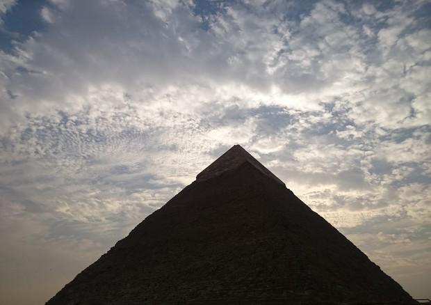 La distribuzione dell'energia della Grande Piramide ispira le celle solari del futuro (fonte: Pixabay) © Ansa