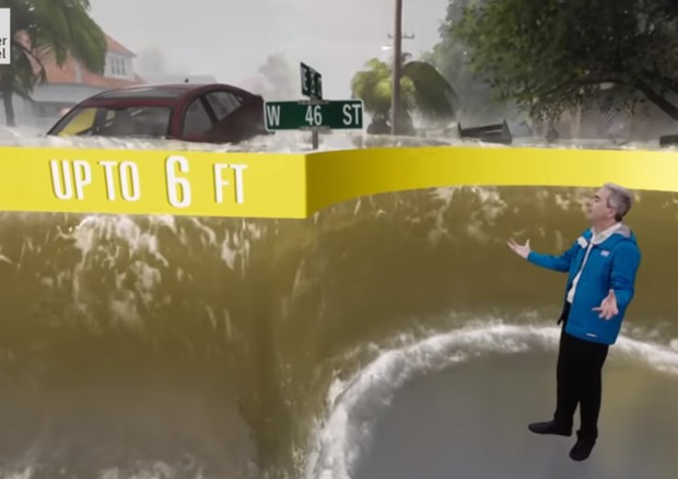 Uragano Florence: un altro disastro sulle coste degli Stati Uniti