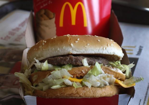 ROMA. Il Big Mac, l'hamburger statunitense compie 50 anni
