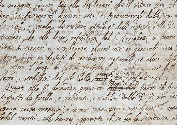 Lettera Galileo, gli costò accusa eresia