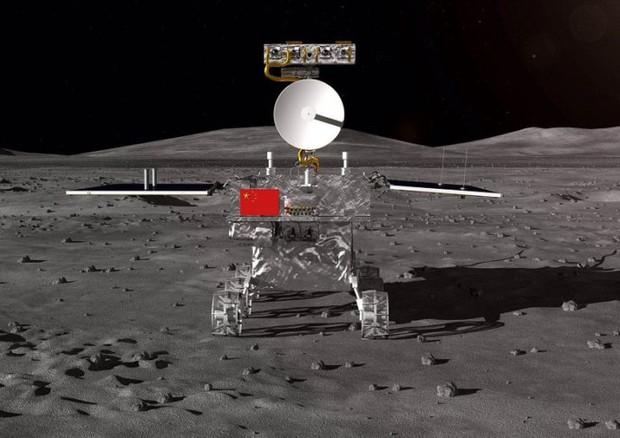 La Cina è atterrata sul lato oscuro della Luna