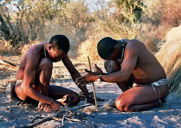 Il materiale genetico delle attuali popolazioni sudafricane ha permesso di risalire all'origine dell'Homo sapiens nel Sud dell'Africa (fonte: Ian Sewell) © Ansa