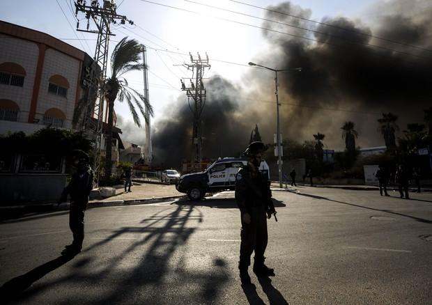 Gaza, raggiunto l'accordo sul cessate il fuoco