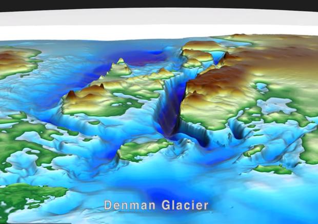 In Antartide il canyon più profondo della Terra