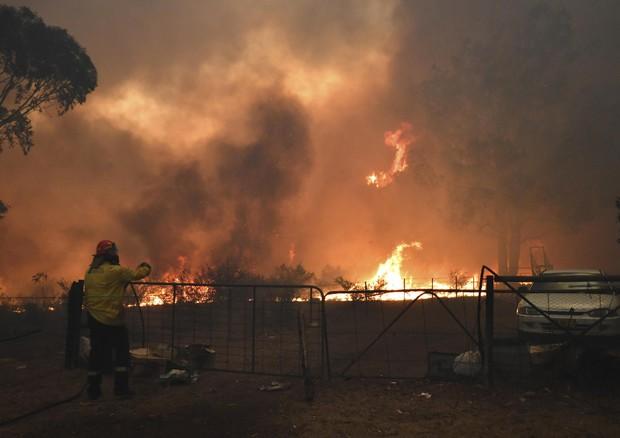 Straordinaria ondata di caldo in Australia: registrata temperatura record