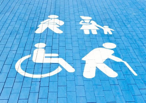 Giornata della Disabilità © Ansa