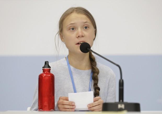 Clima, Greta Thunberg: