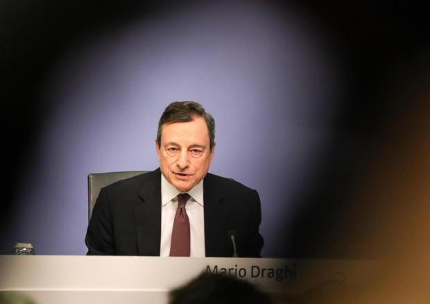 Bce:lascia tassi a 0,fermi fino a estate
