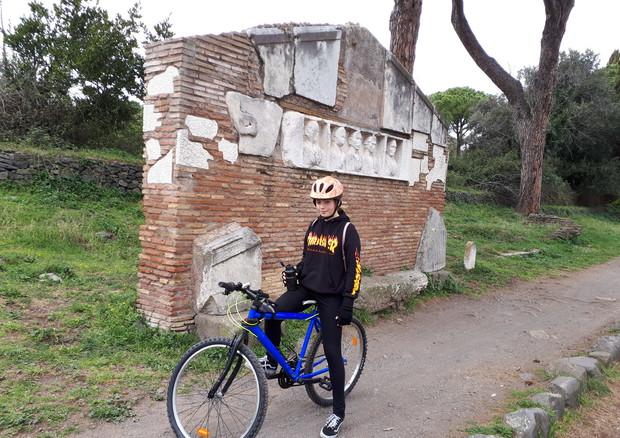 Lappia Antica In Bici Pedalando Da Roma A Brindisi Mobilità