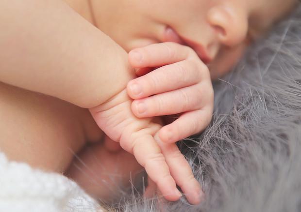 Tecnica utilizzata per superare i problemi di fertilità della madre © Ansa