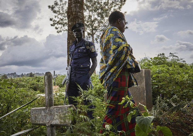Ebola, in Uganda i primi tre casi fuori dal Congo © EPA
