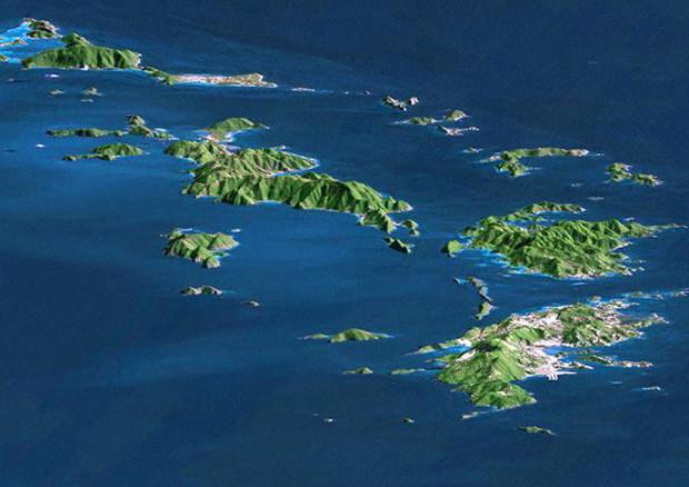L'Italia è 'emersa' Prima Ed Era Fatta Di Isole Tropicali