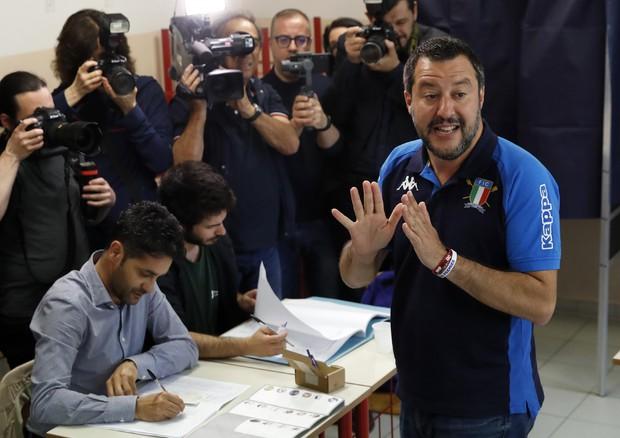 Europee 2019, in città tiene il Movimento 5 Stelle, Forza Italia seconda
