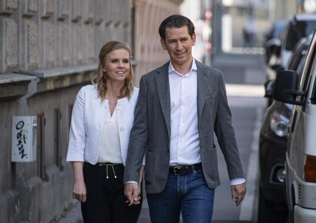Europee: Austria, vincono popolari di Kurz, Fpoe terzo