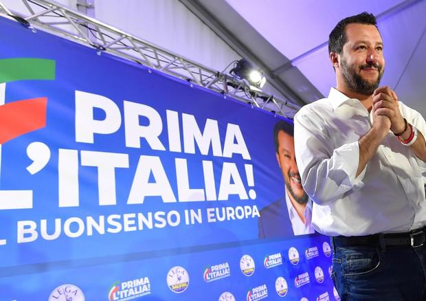 Elezioni Europee, La Lega è Il Primo Partito, Pd Supera