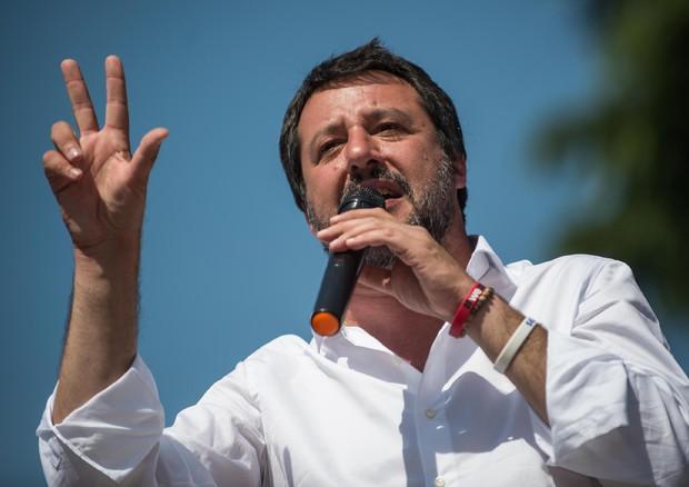 Europee: Salvini, è referendum tra la vita e la morte