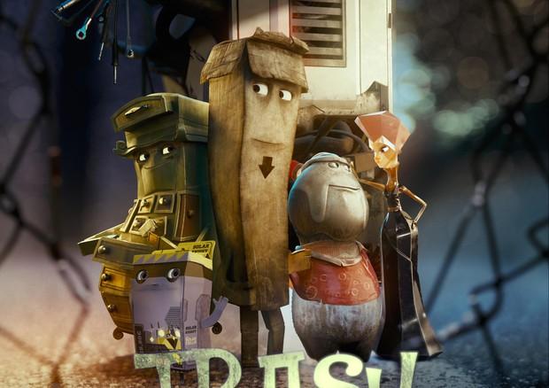 Arriva 'Trash', Film Di Animazione Su Rifiuti E