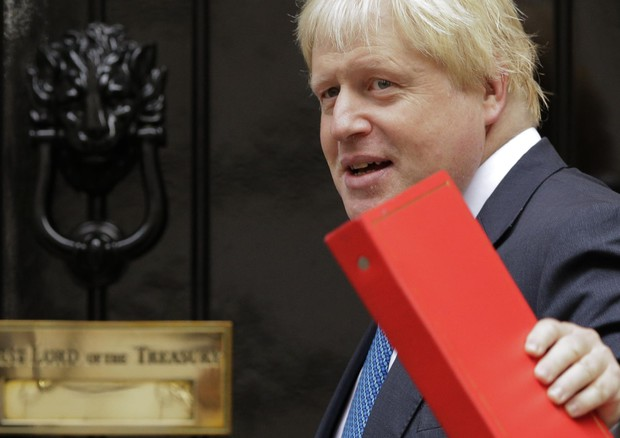 Boris Johnson avverte