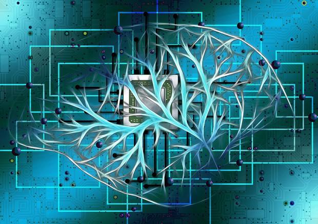 Costruito il primo chip che imita il cervello umano, destinato all'intelligenza artificiale (fonte: Pixabay) © Ansa