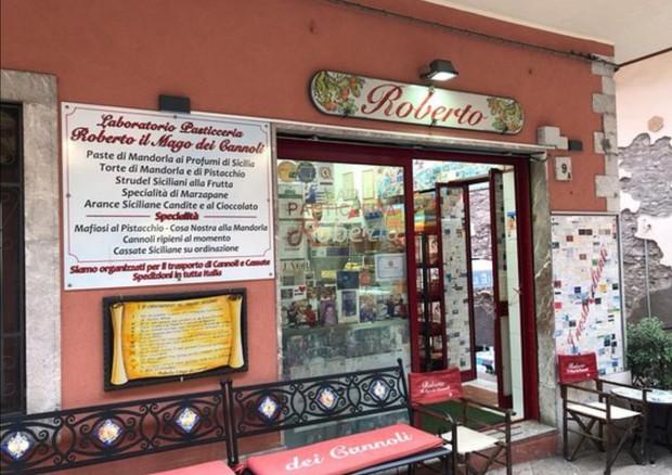 A Taormina dolci