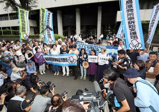 Disastro nucleare di Fukushima, assolti tre ex dirigenti Tepco