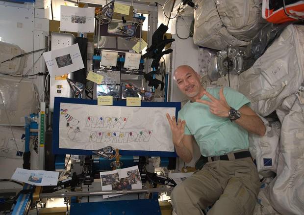 AstroLuca è comandante della Stazione Spaziale - Spazio & Astronomia