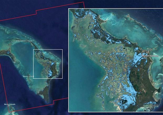 Uragano Dorian: i dispersi alle Bahamas sono migliaia