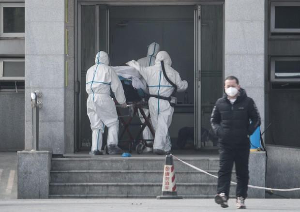 Virus misterioso, terza vittima in Cina, la prima in Corea del Nord © EPA