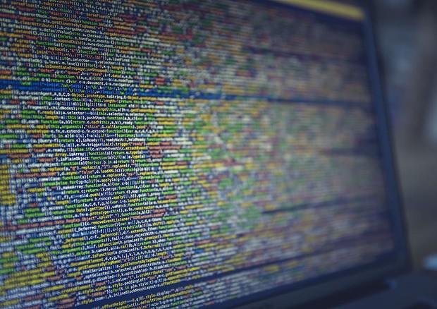 Sequenza genetica archiviata in un computer (fonte: Pxfuel) © Ansa