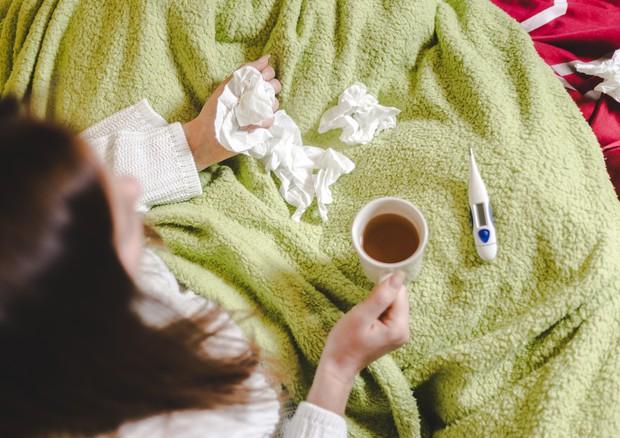 Influenza, impennata record: anziani a rischio