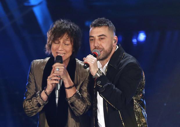 Sanremo: Gianna Nannini travolge l'Ariston