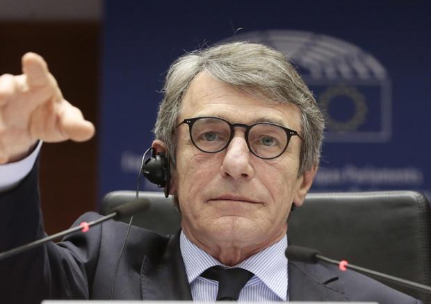 Coronavirus, Sassoli: la solidarietà europea? Conviene a tutti