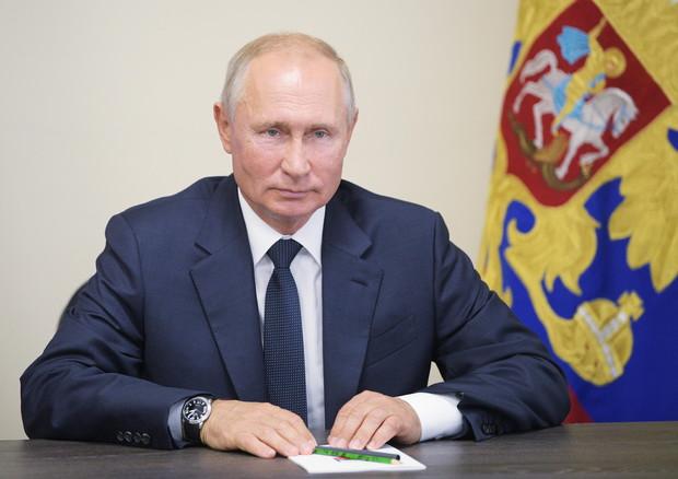 Coronavirus, Putin annuncia: