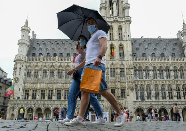 Coronavirus Belgio oltre 311 infezioni in media al giorno
