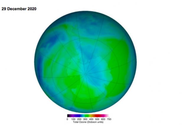 Buco dell'ozono Antartide chiuso dopo 40 anni, gioia ambientalisti