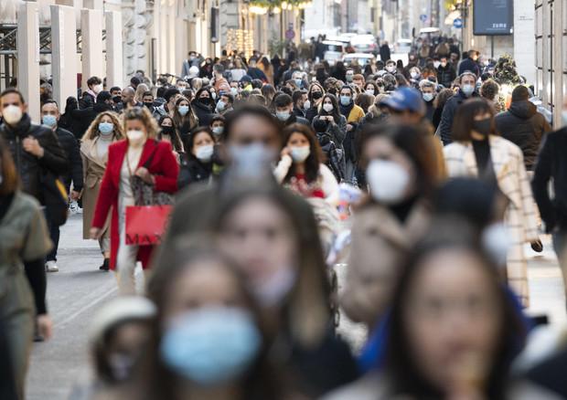 Coronavirus, un caso su cinque in Italia è dovuto alla variante inglese