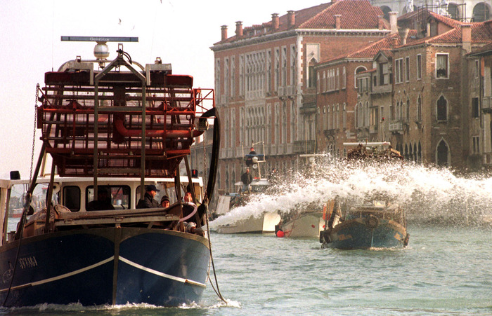 Pescatori di Caorle e Chioggia, si teme strage di cannolicchi - Terra & Gusto - Agenzia ANSA