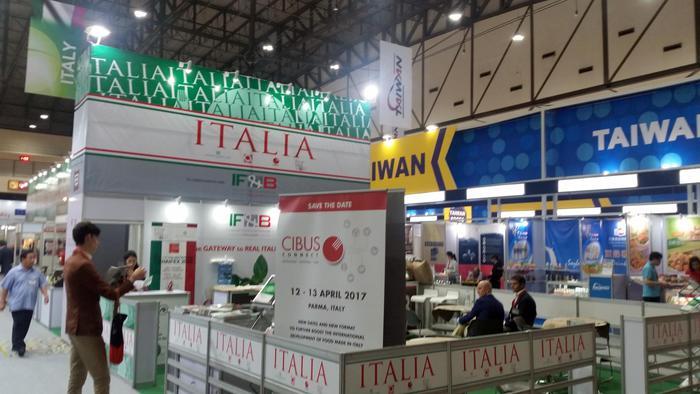 Cibus porta a fiera bangkok 50 imprese alimentari italiane for Fiere alimentari 2016