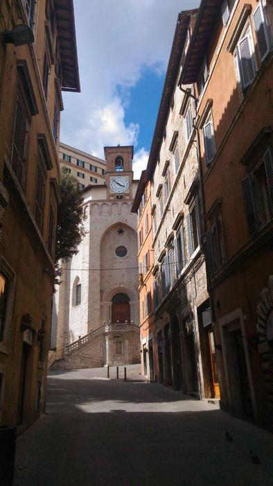 'Luoghi invisibili' nella Perugia nascosta