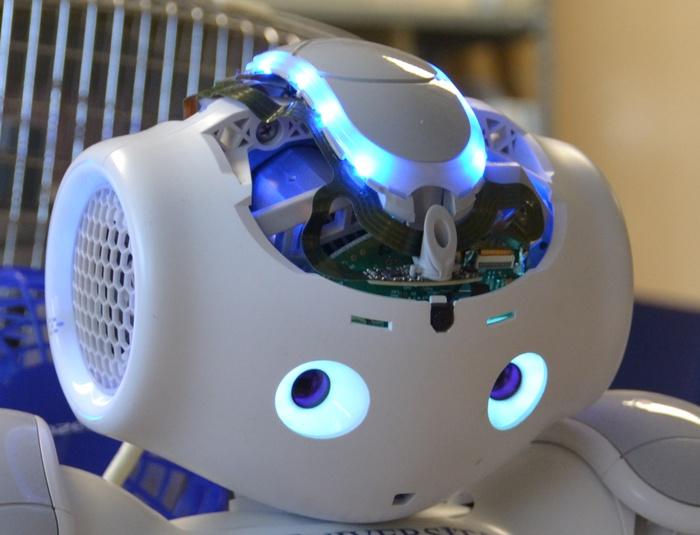 I robot diventano curiosi - Scienza&Tecnica