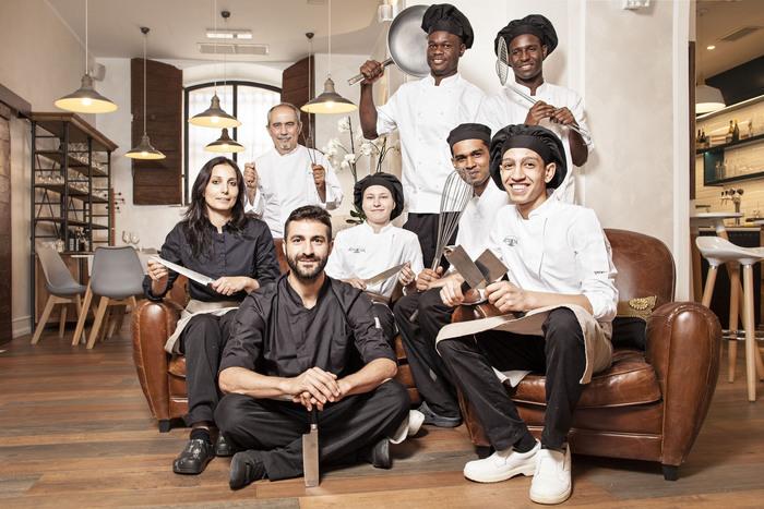 A roma un ristorante caporalato free cucina etnica e etica in breve - Cucina etnica roma ...