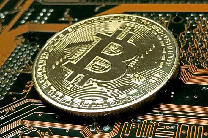 elettricità bitcoin
