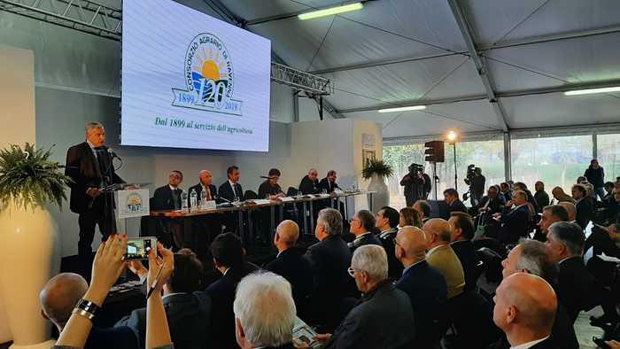 I 120 anni del Consorzio Agrario di Ravenna - Mondo Agricolo - Agenzia ANSA