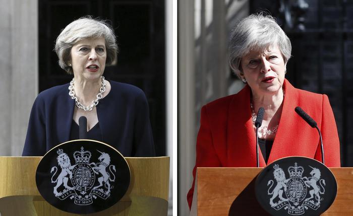 Theresa  Maybot