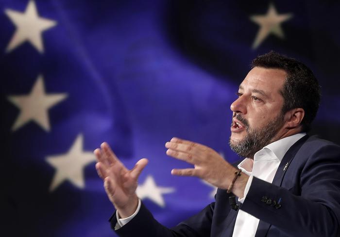 b1d3138a0c Salvini: 'Pronta proposta della Lega, 30 miliardi per flat tax' - News -  ANSA.it
