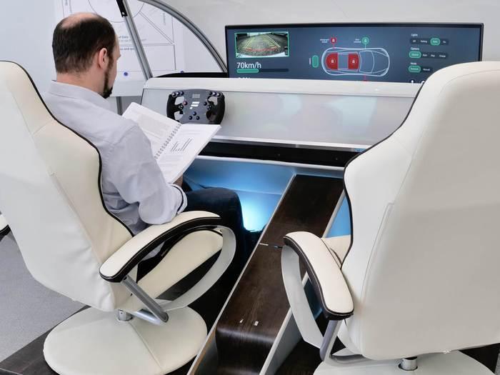 L'auto Del Futuro Diventerà Una Casa O Un Ufficio