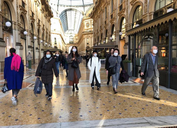 Coronavirus: sesta vittima in Italia, morta a Brescia